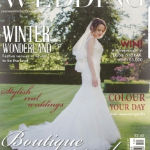 County Wedding Mag Mention 2
