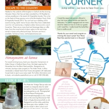 County Wedding Mag Mention