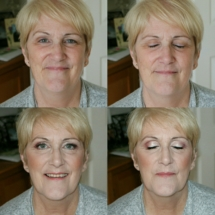 Mother of the Bride Before and After